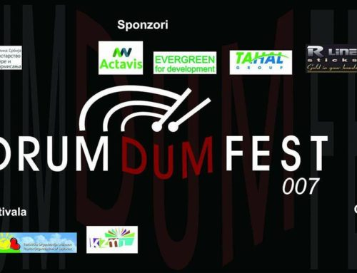 DRUM DUM FEST 007: Program
